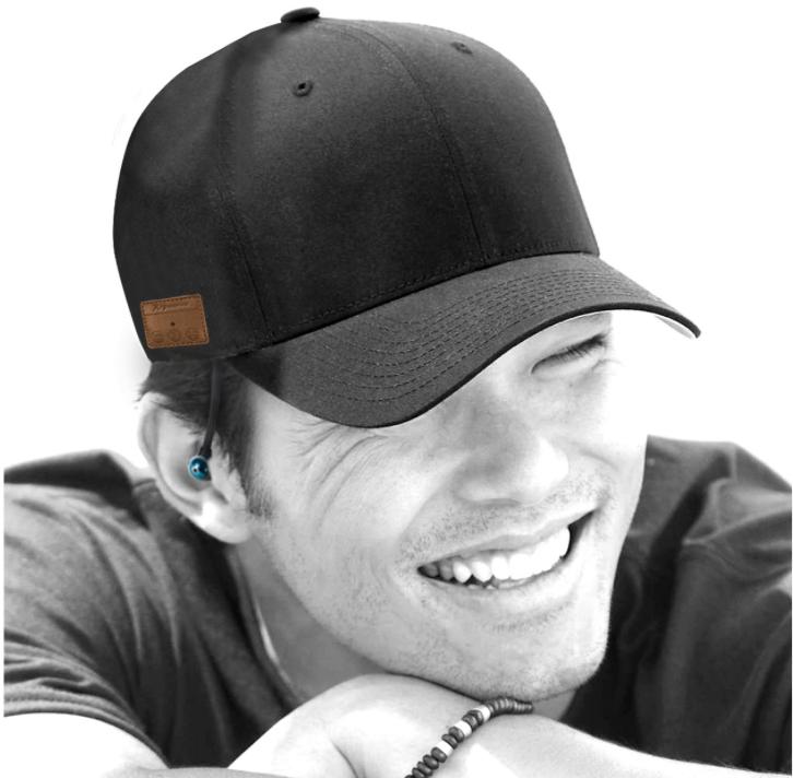 gorra bt con auriculares